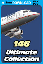 QualityWings - The Ultimate 146 Collection (FSX/P3D v2)
