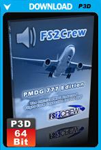 FS2Crew PMDG 777 (P3D V4)