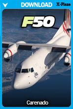 Carenado F50 (X-Plane 11)
