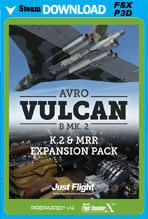 Avro Vulcan B Mk. 2 - K.2 & MRR Expansion Pack