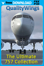 QualityWings - The Ultimate 757 Collection (FSX)