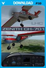 Zenith CH-701 (P3D)