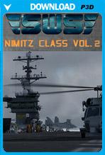 Nimitz Class Vol 2 (P3D)