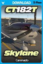 Carenado CT182T Skylane G1000 (X-Plane 11)