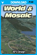 World & Mosaic v4 for (P3D v4)