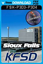 Sioux Falls Regional Airport (KFSD)