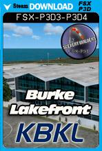 Burke Lakefront Airport (KBKL)