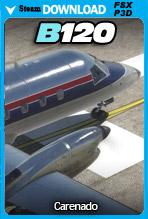 Carenado - B120 (FSX/P3D)