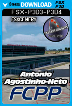 Antonio Agostinho Neto International Airport (FCPP)