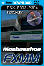 Moshoeshoe International Airport (FXMM)