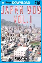 SamScene - Japan Wow Scenery Volume 1
