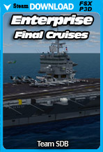 CVN-65 USS Enterprise 'Final Cruises'