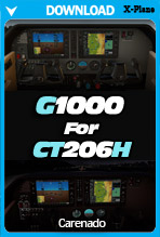 Carenado CT206H Stationair G1000 (X-Plane 11)