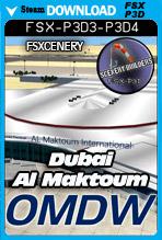 Dubai Al Maktoum International Airport (OMDW)