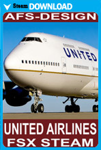 Boeing Collection - United Airlines (Steam)