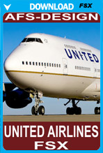 Boeing Collection - United Airlines (FSX)