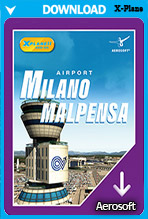 Airport Milano Malpensa XP (X-Plane 11)