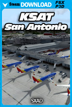 San Antonio International Airport (KSAT)
