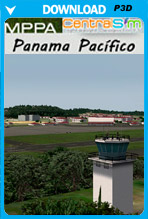 Panama Pacifico International Airport (MPPA) P3D