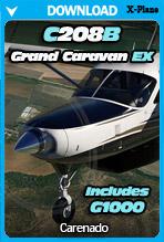 Carenado C208B Grand Caravan EX G1000 (X-Plane 11)