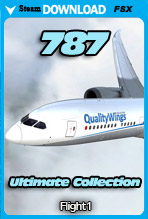 QualityWings - Ultimate 787 Collection (FSX)