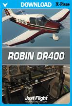 Robin DR400 (X-Plane 11)