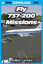 Fly the 737-200 Missions
