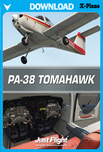 PA-38 Tomahawk (X-Plane 11)