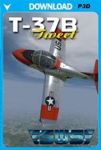 T-37B Tweet (P3D)
