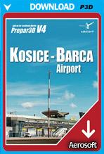 Kosice-Barca Airport (P3D V4)