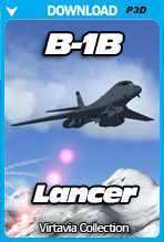 B-1B Lancer (P3D)
