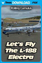 Let's Fly the L-188 Electra