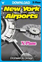 New York Airports XP (X-Plane)