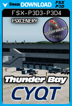 Thunder Bay International Airport (CYQT)