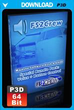FS2Crew: Majestic Dash 8 Q400 Special Bundle Pack (P3D)