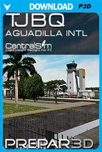 Rafael Hernandez Airport (TJBQ) P3D