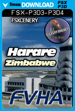 Harare International Airport (FVHA)