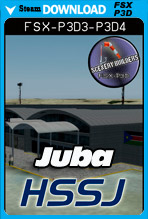 Juba International Airport (HSSJ)