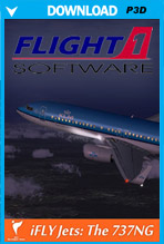 iFly Jets - The 737NG (P3D)