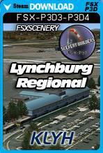 Lynchburg Regional Airport (KLYH)