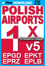 Polish Airports Vol 1 X (V5)