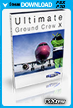 FS2Crew: Ultimate Ground Crew X (FSX, P3D V4, P3D V5)