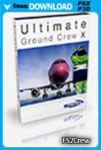 FS2Crew: Ultimate Ground Crew X (FSX, P3D V4, P3D V5)