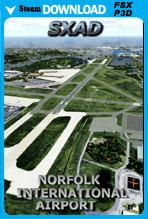Norfolk International Airport (KORF)