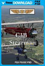 C3B Stearman (FSX+P3D)