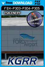 Gerald R. Ford International Airport (KGRR)