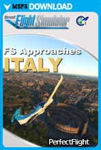 FS Approaches - Italy (MSFS)