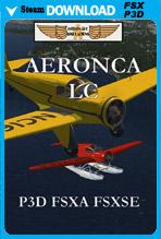 Aeronca LC  (FSX+P3D)