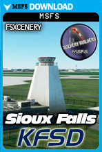 Sioux Falls Regional Airport (KFSD) MSFS