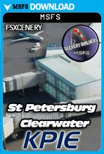 St Petersburg-Clearwater Intl (KPIE) MSFS